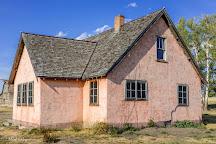 Mormon Row Historic District, Grand Teton National Park, United States