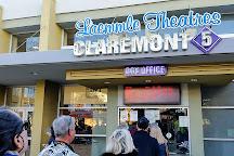 Laemmle's Claremont 5, Claremont, United States