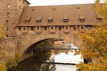 Kettensteg, Nuremberg, Germany
