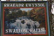 Swallow Falls, Betws-y-Coed, United Kingdom
