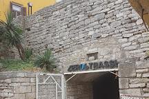 Les galeries souterraines Zerostrasse, Pula, Croatia