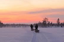 Husky Ranch Lapland, Kolari, Finland