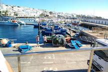 Old Town Harbour, Puerto Del Carmen, Spain