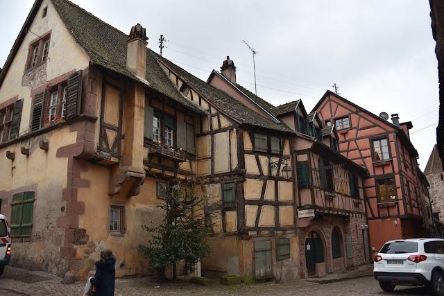 Les Balcons de Riquewihr