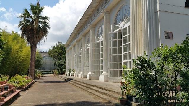 Orto Botanico di Napoli - Università degli Studi Federico II