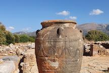 Malia Palace Archaeological Site, Malia, Greece
