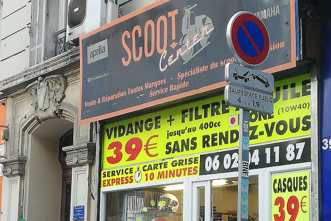 Scoot Center, Marseille, France