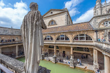 The Roman Baths, Bath, United Kingdom
