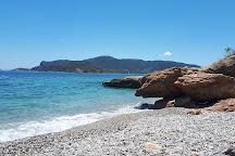 Erotospilia beach, Porto Rafti, Greece