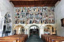 Chiesa di Santa Maria delle Grazie, Bellinzona, Switzerland