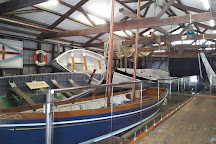 Torpedo Bay Navy Museum, Devonport, New Zealand