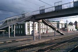 Железнодорожная станция  Kurgan