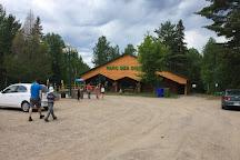 Parc des Chutes de la Petite Riviere Bostonnais, La Tuque, Canada