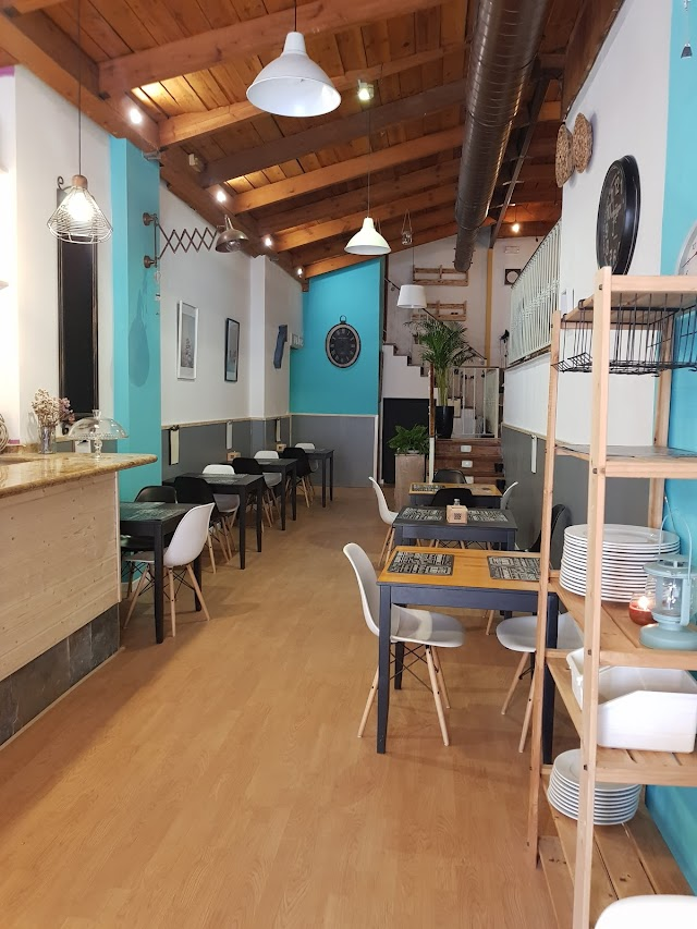 Bar Coffee Tarrazu