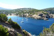 Cala Vadella, Cala Vadella, Spain