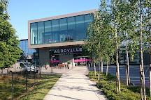 Aeroville, Tremblay-En-France, France