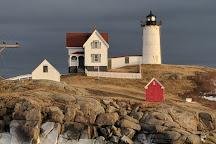 Nubble Lighthouse, York, United States