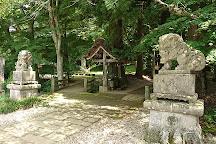 Shirakawa Sekinomori Park, Shirakawa, Japan