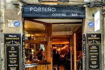 Porteno Cocktail Bar, Barcelona, Spain