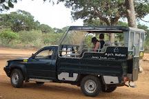 Ajith Safari Jeep Tours, Tissamaharama, Sri Lanka