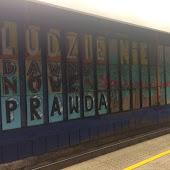 Станция  Warszawa Śródmieście peron 2