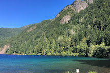 Crescent Lake, Olympic National Park, United States