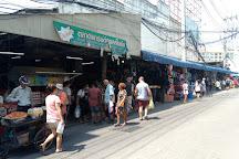 Soi Buakhao Market, Bang Lamung, Thailand