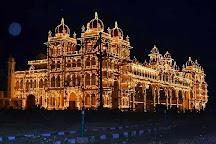 Mysore Palace (Amba Vilas), Mysuru (Mysore), India