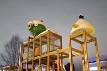 Angry Birds Park, Rovaniemi, Finland