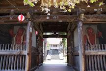 Ganshoin Temple, Obuse-machi, Japan