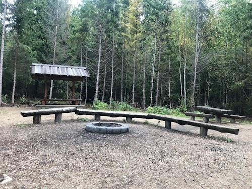 Tädu campfire site