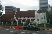 St. Mary's Cathedral, Kuala Lumpur, Malaysia