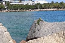 South Pointe Park, Miami Beach, United States
