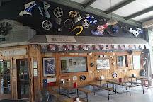 Frio Canyon Motorcycle Stop, Leakey, United States