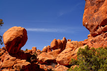 Fiery Furnace, Arches National Park, United States
