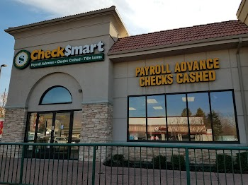CheckSmart Payday Loans Picture