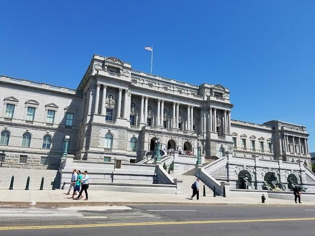 Library of Congress - John Adams Building