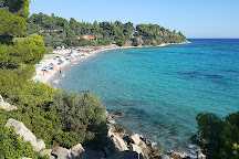 Koviou Beach, Nikitis, Greece