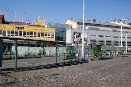 Автобусная станция   Praha  ÚAN Florenc