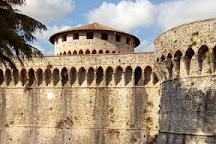Fortezza Firmafede, Sarzana, Italy
