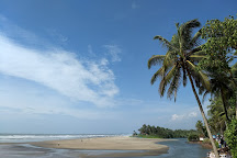 Ashwem Beach, Panjim, India