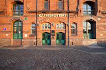 Speicherstadt Kaffeerösterei, Hamburg, Germany