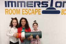 Escape Room Immersion BCN, Barcelona, Spain