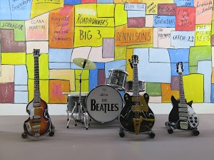 BEATLES Museum Road Eger (Eger, Hungary)