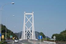 Innoshima Bridge, Onomichi, Japan
