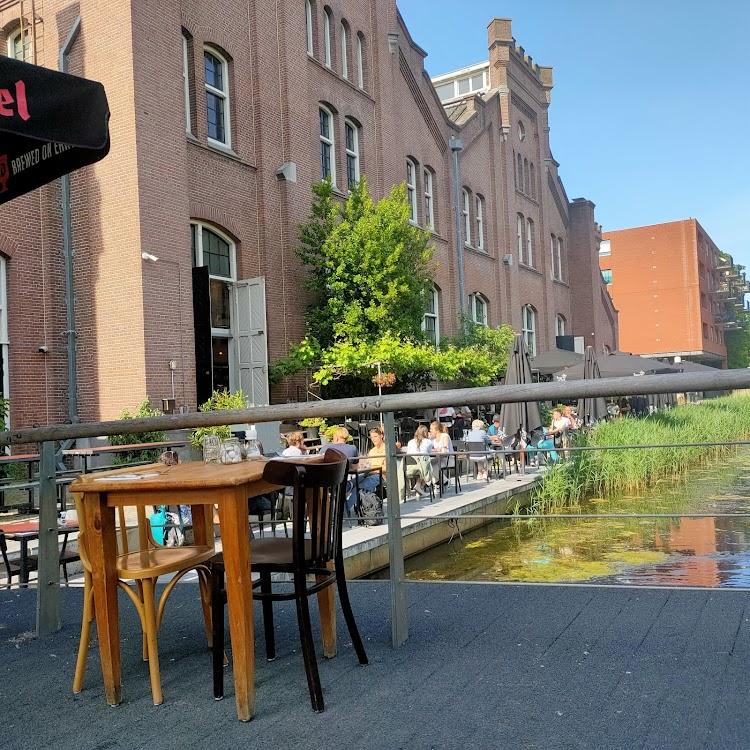 Café Restaurant Amsterdam Amsterdam