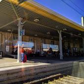 Железнодорожная станция  Tarragona