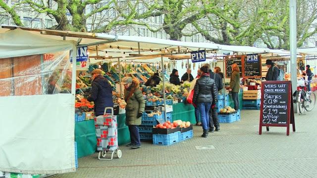 Boerenmarkt Hofplaats Den Haag