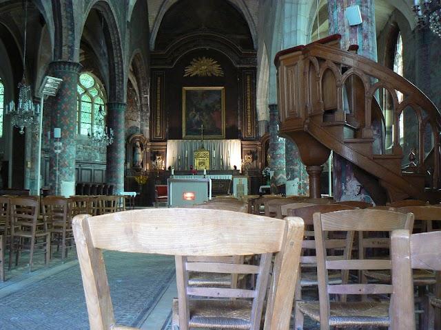 Église de La Roche-Guyon