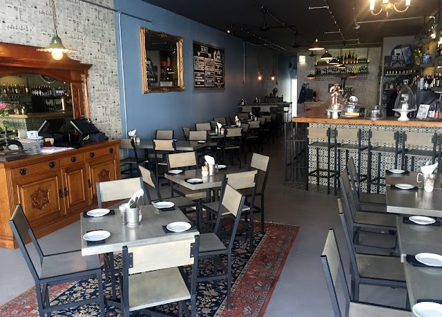 The Press Bar & Grill